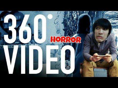 THỬ XEM PHIM KINH DỊ 360 ĐỘ ( Try Watching 360 Degree Horror Videos )