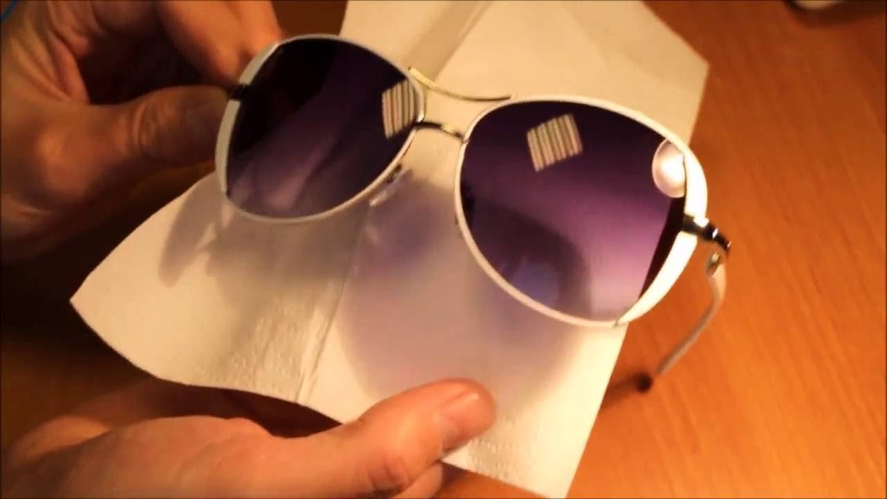 8903c567512e73 HDCRAFTER 2016 elegant Women Sunglasses - YouTube