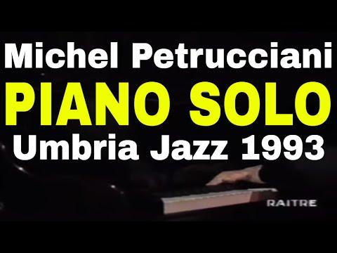★ Michel Petrucciani Live Piano Solo – Umbria Jazz 1993 (Perugia - Italy) ★