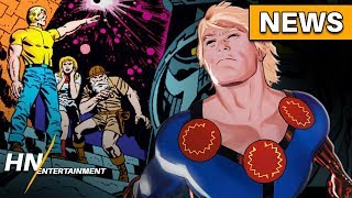 Marvel's The Eternals Mystery Character REVEALED
