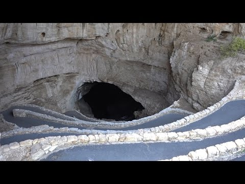 CARLSBAD CAVERNS, NEW MEXICO!! VLOG 150