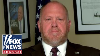 Tom Homan shreds Biden for saying he would reverse Trump's immigration policies