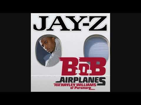 """99 Airplanes"" (Jay-Z vs. B.o.B. ft. Hayley Willams) [Grave Danger Mashup]"