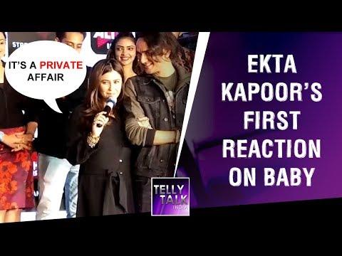 Ekta Kapoor's FIRST REACTION on baby boy Ravie, Parth Samthaan's cameo & more Mp3