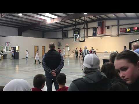 Cold Springs Mennonite School vs. Enoree jv basketball part 4