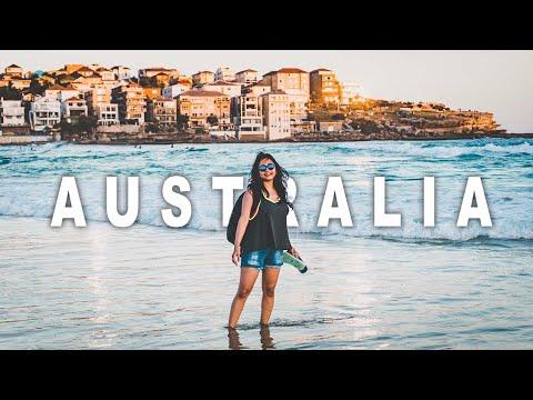 The Aussie Roadtrip - Sydney | Melbourne | Great Ocean Road - 4K