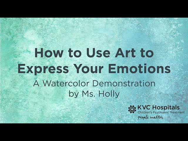 How Your Family Can Use Art Therapy to Connect & Cope During COVID-19