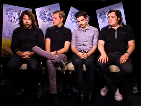 Interview with The Boxer Rebellion for Going The Distance