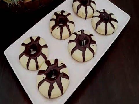 recettes-de-biscuits,cookie-spider-recipes,gateaux,,حلوى-بشكل-انيق،-بسكوي-راقي