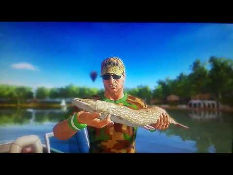 Rapala Pro Bass Fishing Ps3 - En Español