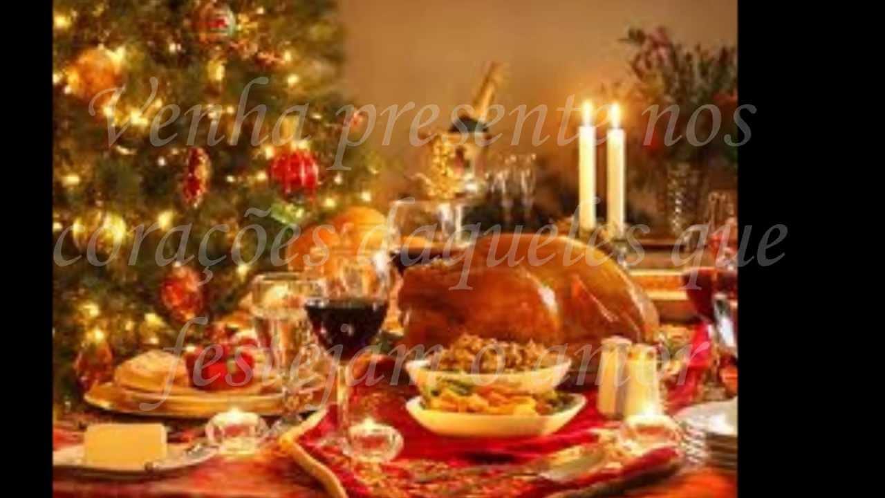 Cartão Com Mensagem De Natal: FELIZ NATAL JOHN LENNON