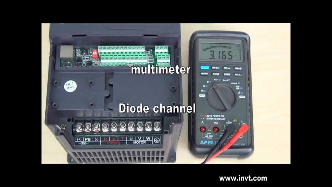 Invt ac drive learning 2 igbt test youtube igbt test youtube sciox Images