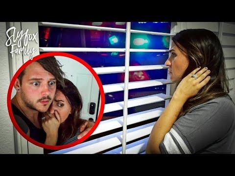 POLICE FOUND THE REAL BURGLAR!! | Slyfox Family