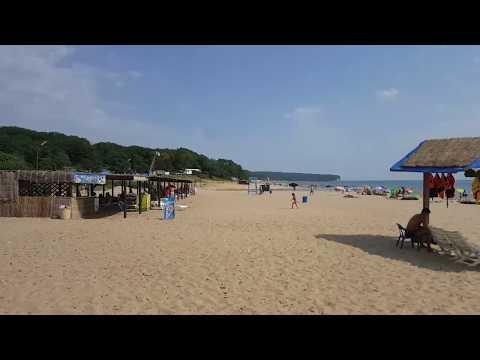 """Лермонтово - Пляхо пляж """"Радужный""""  (""""Орлёнок"""") или Отель Aqua Villa  часть 2 дорога к морю"""