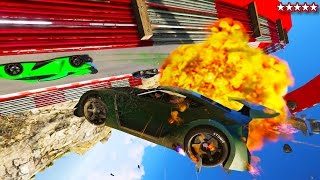 MOST EPIC RACES IN GTA 5 (NOT CLICKBAIT) | HikePlays