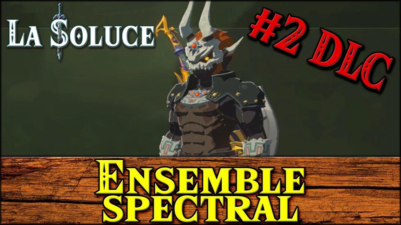 Ensemble Spectral Phantom Ganon Set Dlc 2 Zelda Botw