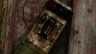 Silent Hill 3 Cutscene - Happy Birthday Phone Call HD