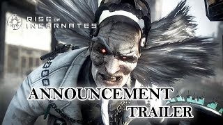 Rise of Incarnates - PC - Announcement Trailer (Trailer)