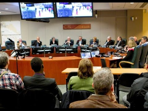 Public Meeting of the NCC Board of Directors - Floor Audio