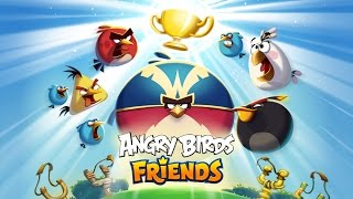 Angry Birds Friends Play Angry Birds Tournaments With Your Friends