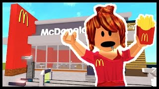FIRED FROM MCDONALDS!  - McDonald's Tycoon! - Roblox