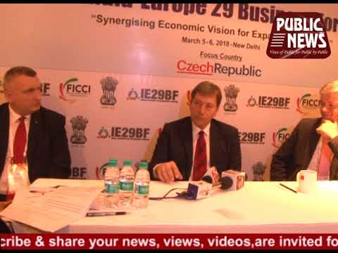 4th India-Europe 29 Business Forum