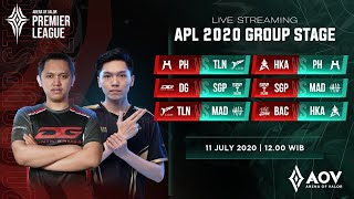 Saigon Phantom vs MAD Team - Group A - APL 2020