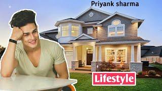 Priyank sharma Lifestyle, family, house, Girlfriend, networth, Biography, & more