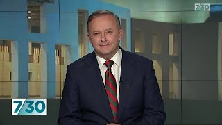 Opposition leader Anthony Albanese looks at the political year that was | 7.30