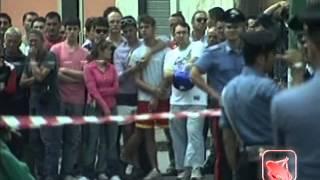 Torre del Greco (NA) - Omicidio Merlino i killer del clan Gionta in un video (12.04.12)