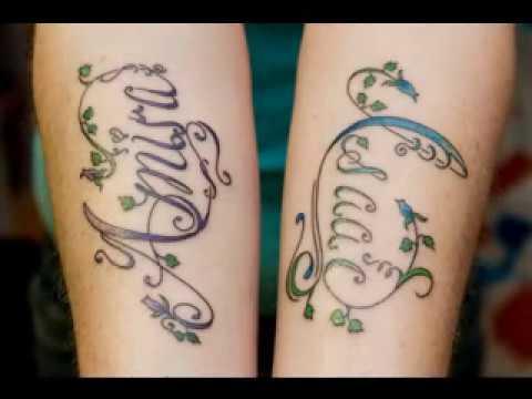 Imagenes de tatuajes nombre de los ni os youtube - Dibujos tribales para tatuar ...