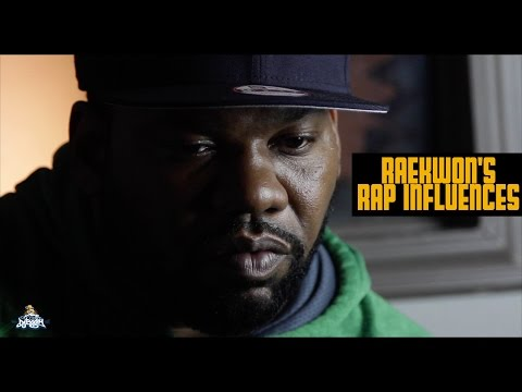 Raekwon Interview: My Hip-Hop Heroes, RZA & GZA's Influence