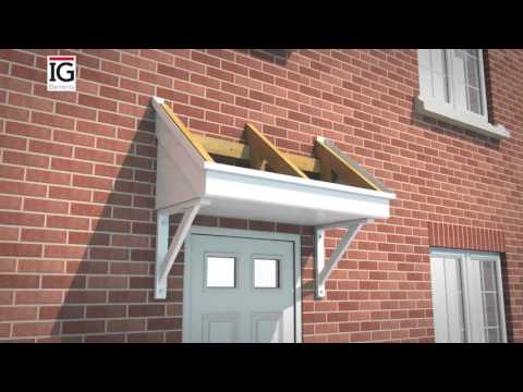 How to install an IG Elements Mono ready-to-tile GRP Canopy