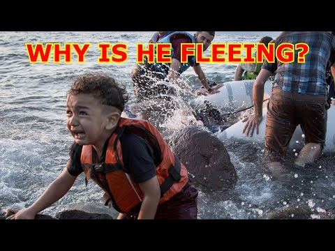 Syrian Crisis Why People Are Fleeing Syria?