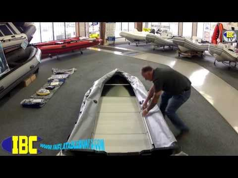 Zodiac MK2 Classic Assembly (20 minutes)  Inflatable Boat Center