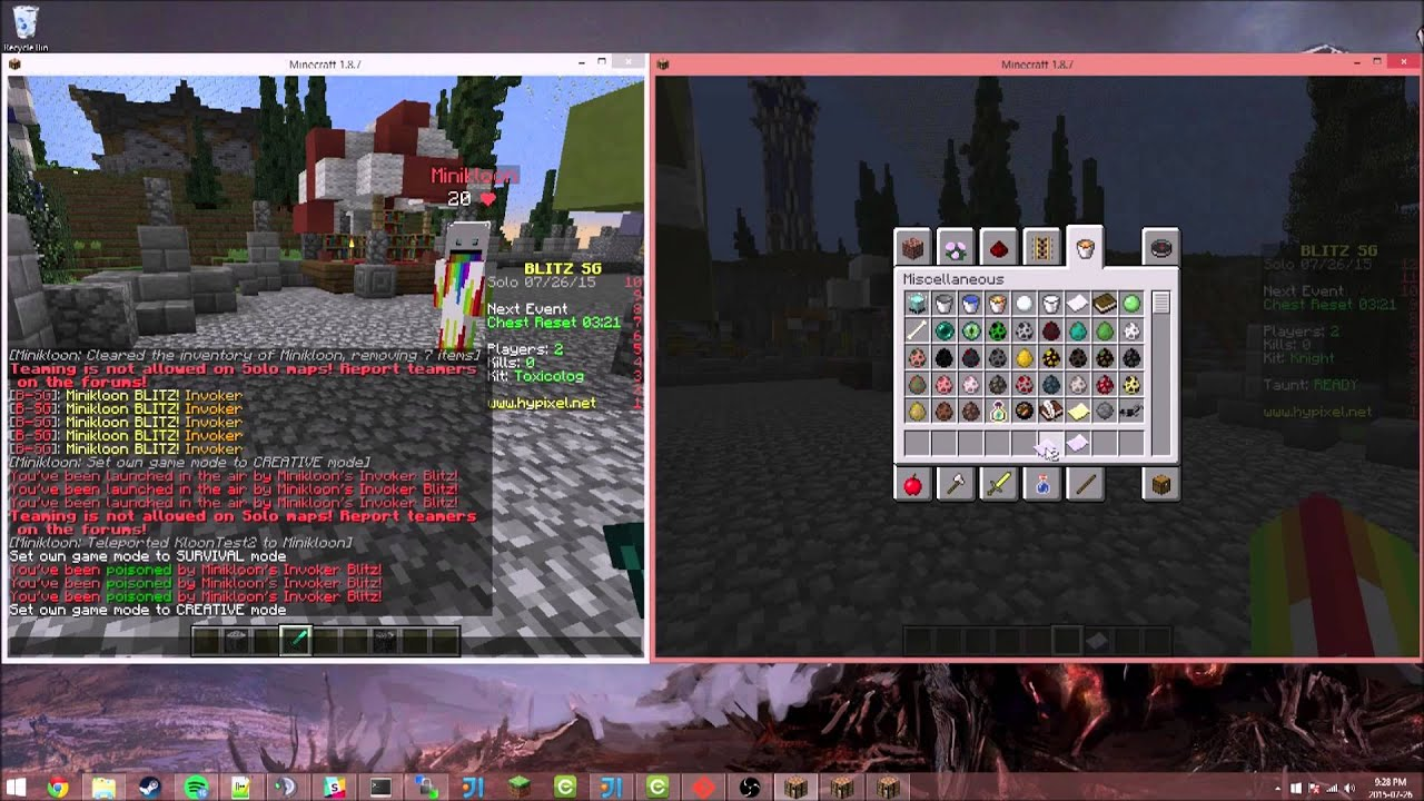 Guide to BSG | Hypixel - Minecraft Server and Maps