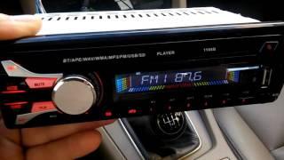 [3/4] Cómo montar una radio de coche china de AliExpress con lector de tarjetas, USB y Bluetooth