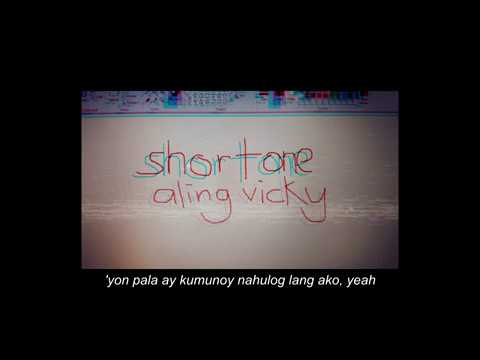 shortone - aling vicky (lyric video)