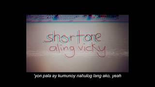 shortone - aling vicky (lyric video)