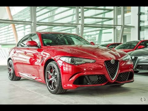 2020 Alfa Romeo Giulia Quadrifoglio Carbon - Auto Club presents at the 2019 LA Auto Show
