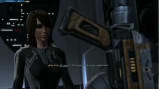 HD Ensign Temple Complete Companion Affection Dialog SWTOR Star Wars The Old Republic