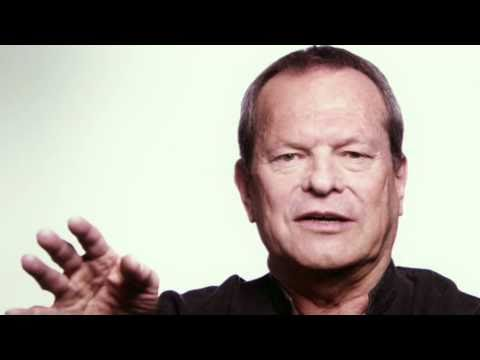 Terry Gilliam 5 minute Film 4 interview.