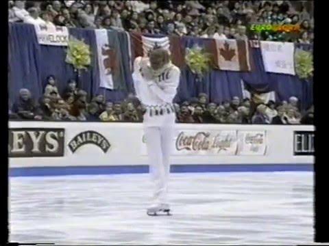 Andrejs Vlascenko LAT - 1994 World Championships SP