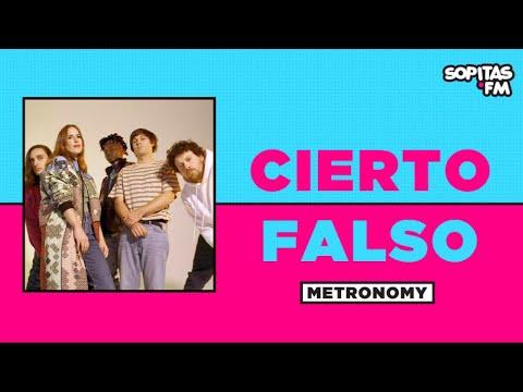 ENTREVISTA - ¿Es verdad que uno de los integrantes de Metronomy es fan de la Astrología?