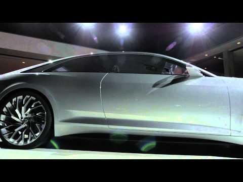 Audi Prologue auf der L.A. Auto Show