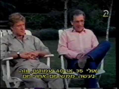Robert Redford & Sydney Pollack: The Men and Their Movies part 2/5