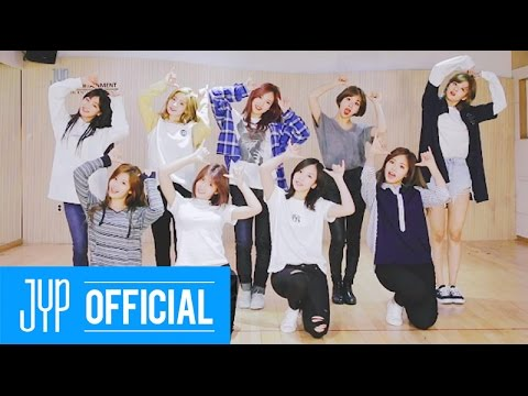 開始Youtube練舞:signal-TWICE | Dance Mirror