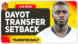 Upamecano and Messi Transfer Blow! Man Utd Transfer News