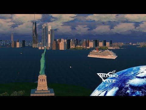 Carnival Horizon leaves New York