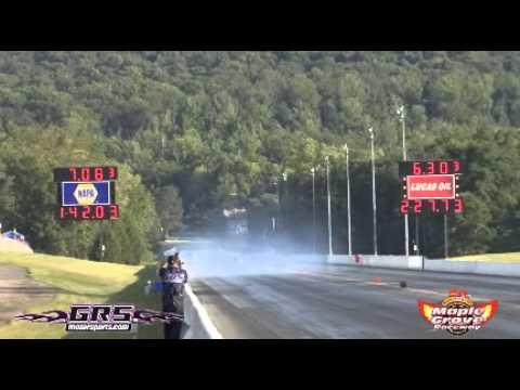 Loquito Killer - 6.303 @ 227.73 MPH NEW RECORD MPH (W) vs. Lazcano Racing